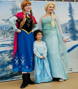 Toddler Time (Character Event: Anna and Elsa)